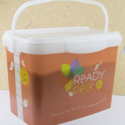 Ready Peck Seed Bucket