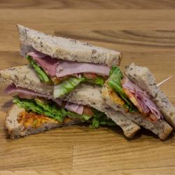Ajika Spread Sandwich