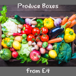 Produce Boxes from £4