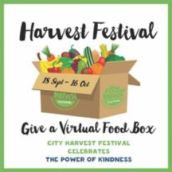 Donate a virtual food box