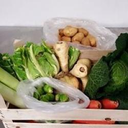 local fresh veg