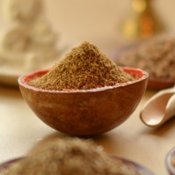 Gharam masala and spices