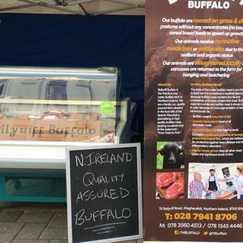 Buffalo Market Stall
