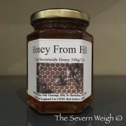 Local Raw Honey from Hill.