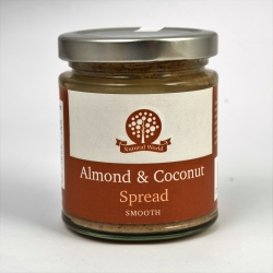 Almond and Coconut