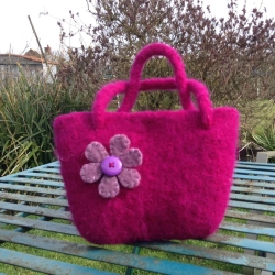 Bags of Oomph - Felt Bags & Hats