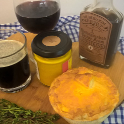 HEARTY PIES