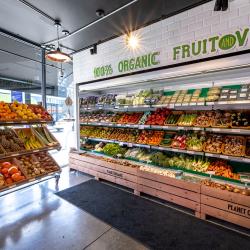 100% Organic Fruit & Veg