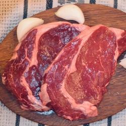 prime grass fed steak