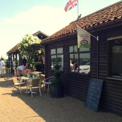 our cafe/shop