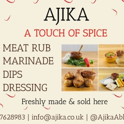Ajika A Touch of Spice