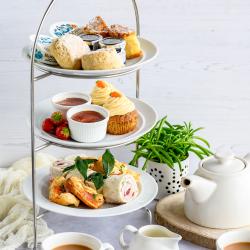 Stunning Afternoon Teas