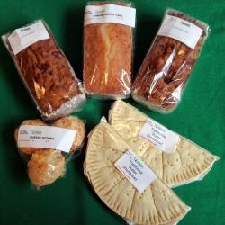 Bar Cakes & Shortbread
