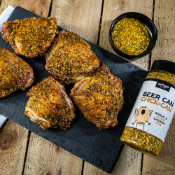 Beer Can Chick-Can Rub/Seasoning
