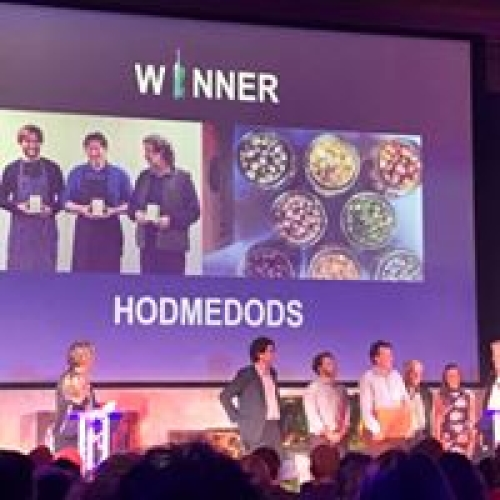 BBC Food Program winner!