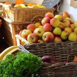local fruit & veg