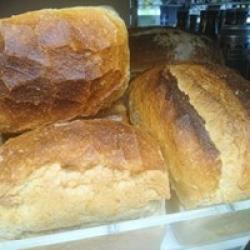 fresh crusty bread