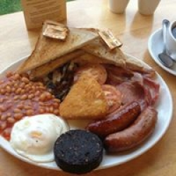 famous for our full English