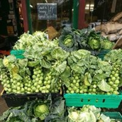 local fresh, healthy, veg