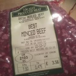 best mince for burgers & bolognese