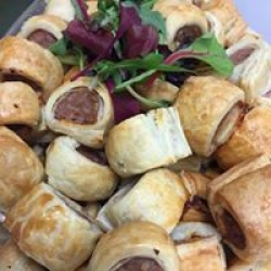 famous sausage rolls