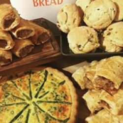real bread & pastries