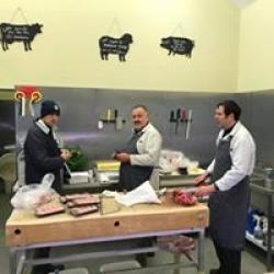 on farm butchery