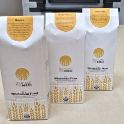 Scottish Organic Wholemeal Flour