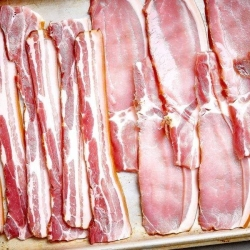 our prize bacon