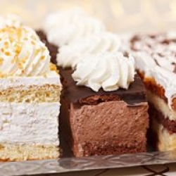 creamy cakes