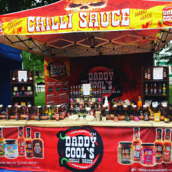 Daddy Cools Chilli Sauce