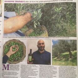 Article on Oxford Mail
