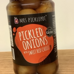 Mrs Picklepot Pickled Onions