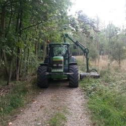 verge and pasture work