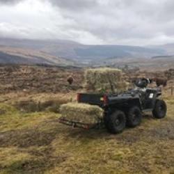 The Highland landscape