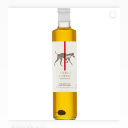 Extra Virgin Olive Oil with whole Black Truffle