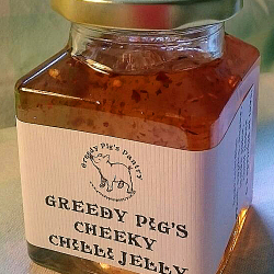 Cheeky Chilli Jelly
