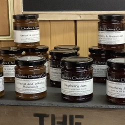 Preserves from The Cheshire Chutney Co