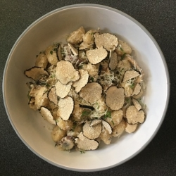 Truffle & Mushroom Gnocchi