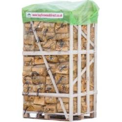 80 Nets Kiln Dried Birch Firewood