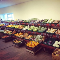 Fresh local veg & produce