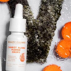 Carrot Algae Marine Face Oil