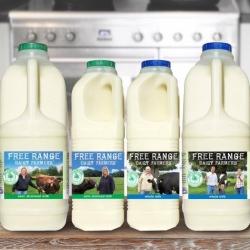 Milk available in Asda