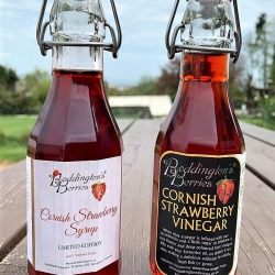 our syrup & vinegar