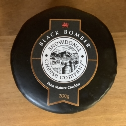Range of Snowdonia Cheeses