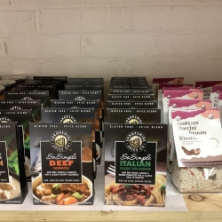 Products from Cooks & Co and The Shropshire Spice Co