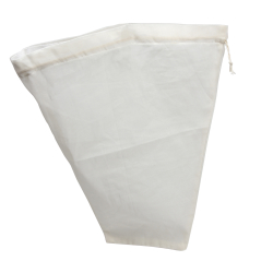 Organic cotton milk bag
