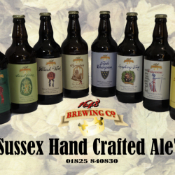 hand crafted ales