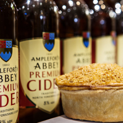handmade pies and local ales