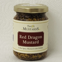 Red Dragon Mustard really packs a punch!